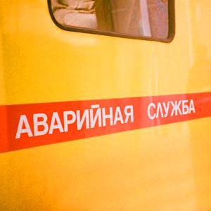 Аварийные службы Дмитриева-Льговского
