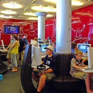 Интернет-кафе Дмитриева-Льговского