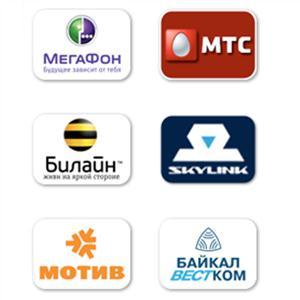 Операторы сотовой связи Дмитриева-Льговского