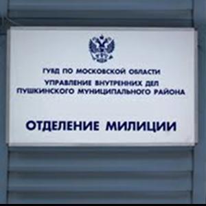 Отделения полиции Дмитриева-Льговского