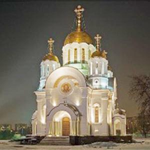 Религиозные учреждения Дмитриева-Льговского