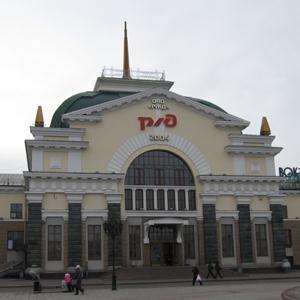Железнодорожные вокзалы Дмитриева-Льговского